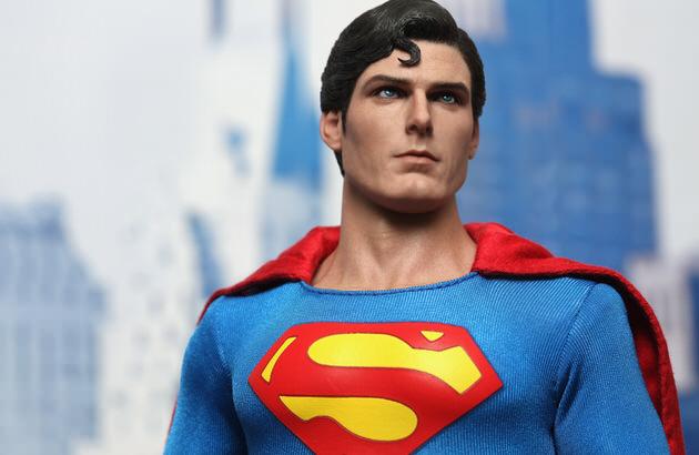 スーパーマンに激似な件