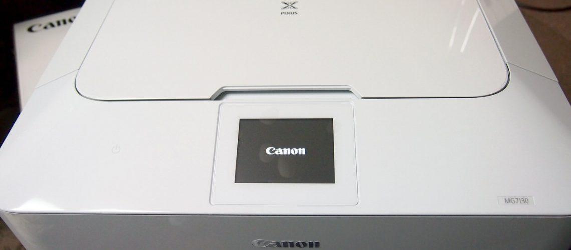 canon-mg7130の本体