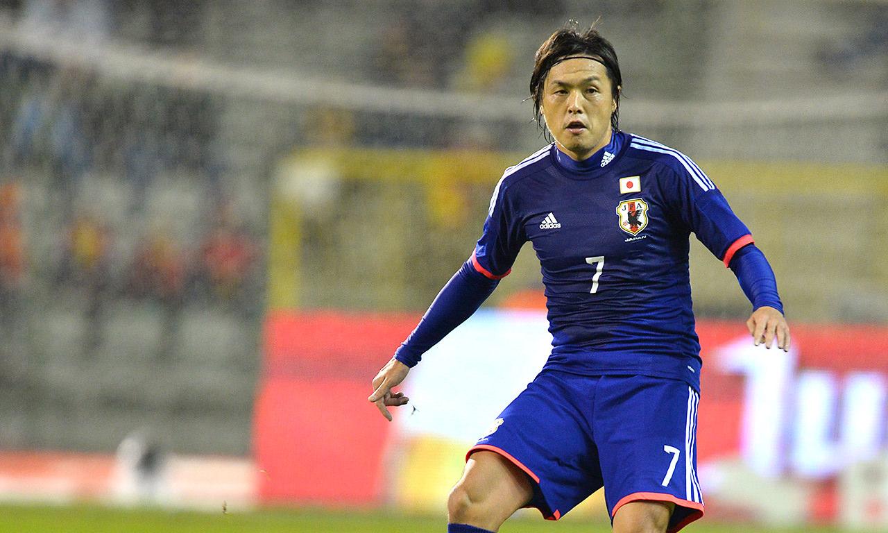 遠藤保仁は日本代表のリーダー