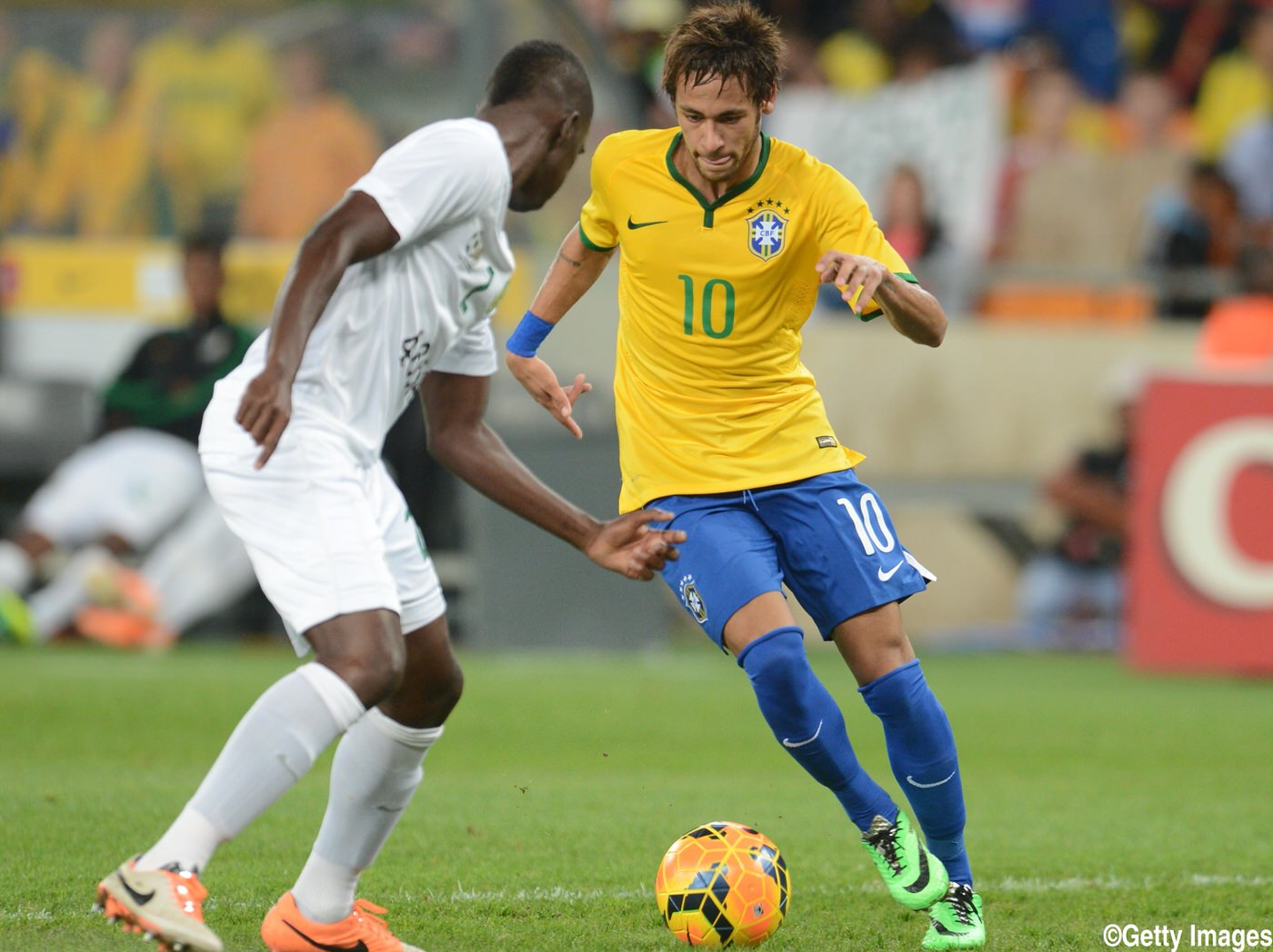 ブラジル代表ネイマール