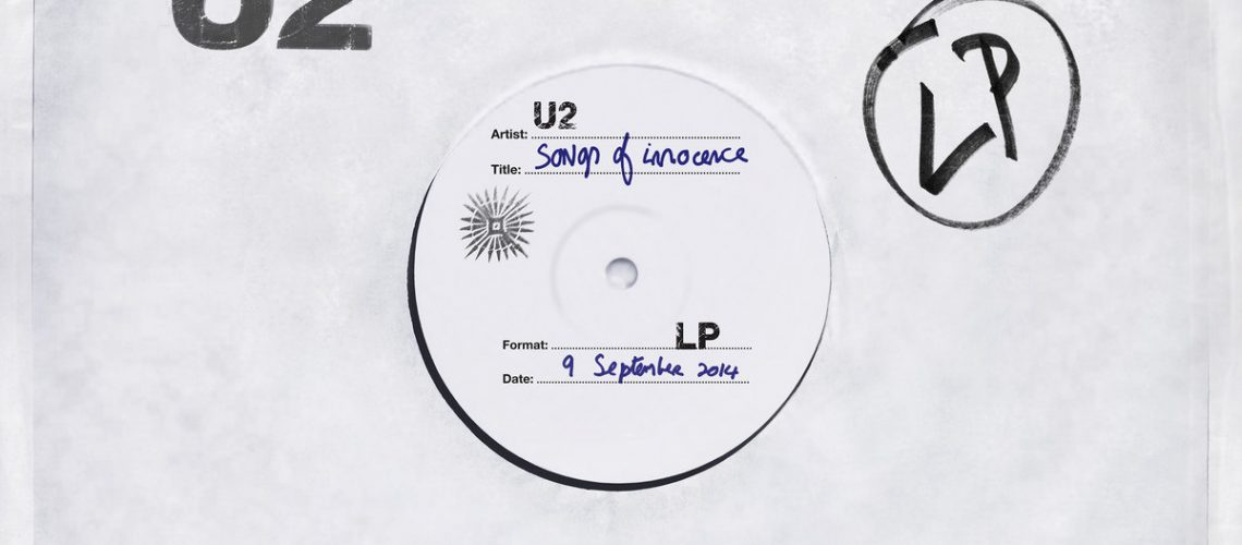 U2_Songs of Innocence