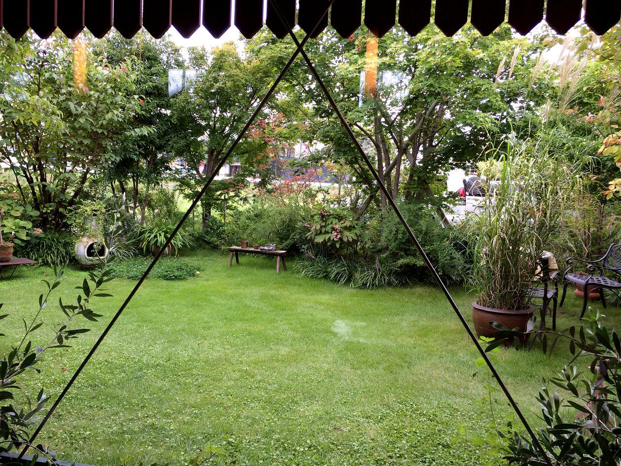 COP COPINEの庭