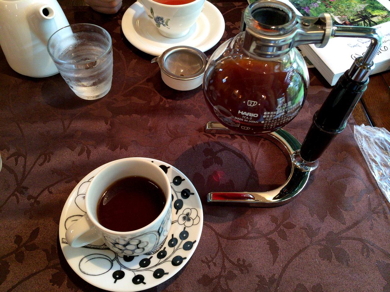 COP COPINEのコーヒー