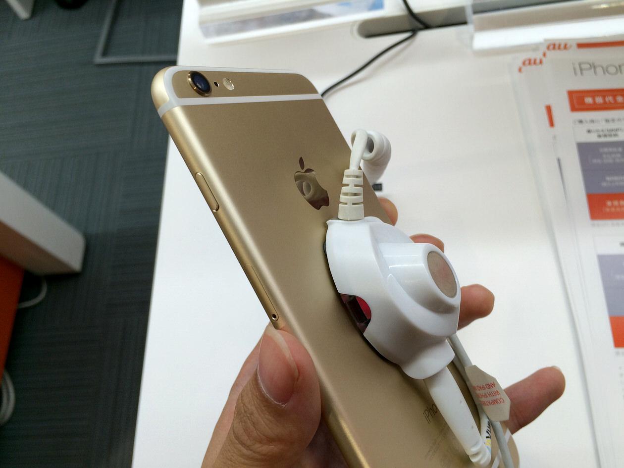 iPhone6Plusのカメラの性能はコンデジ並み