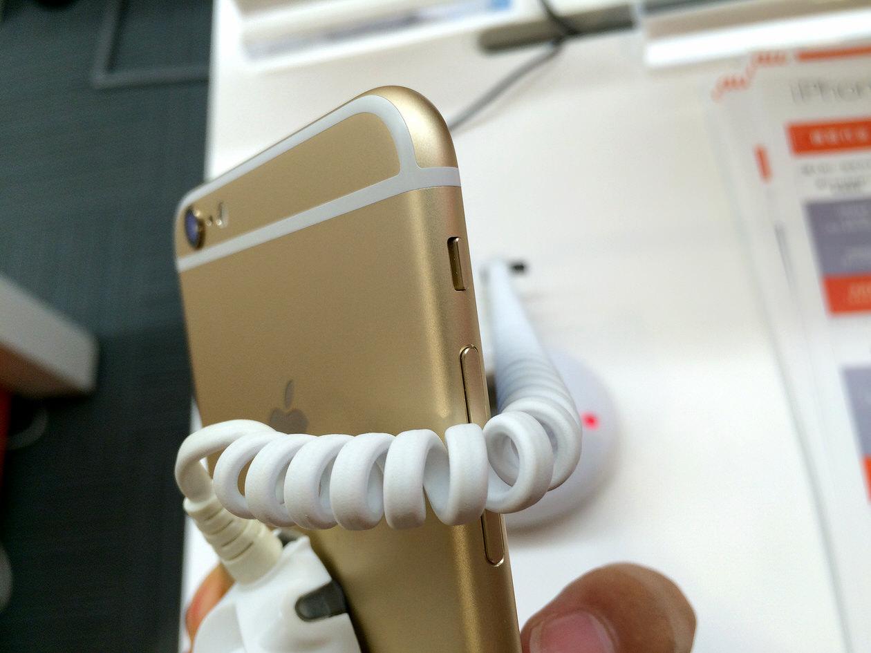 iOS8のカメラの性能テスト2