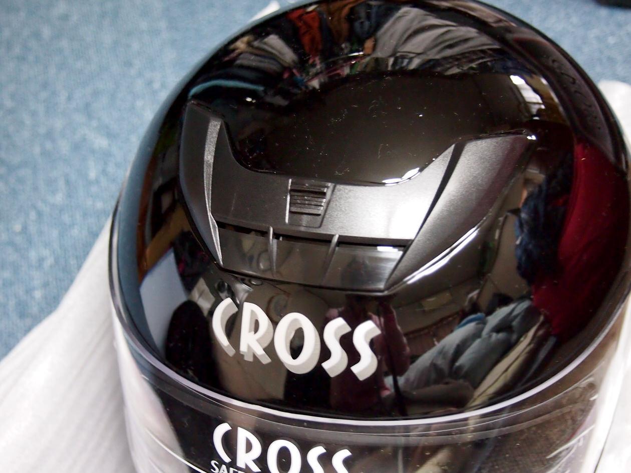 リード工業(LEAD) CROSS スタンダードフルフェイスヘルメットCR-715