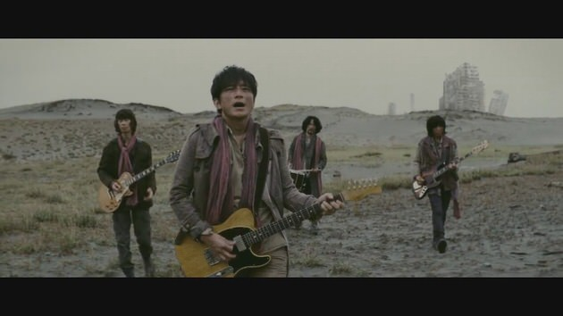 Mr children 足音PV