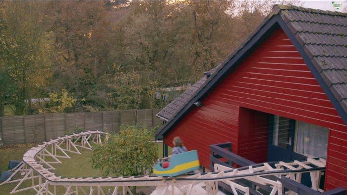 Rollercoaster bezichtiging in Ermelo