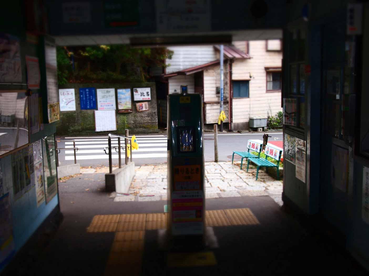 鎌倉・江ノ電・極楽寺駅