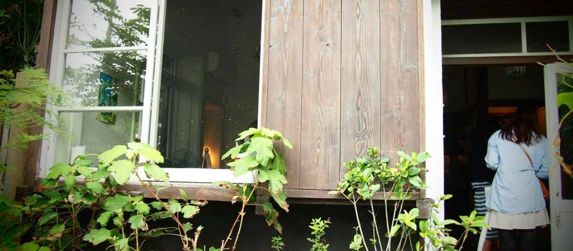 鎌倉・カフェ坂の下