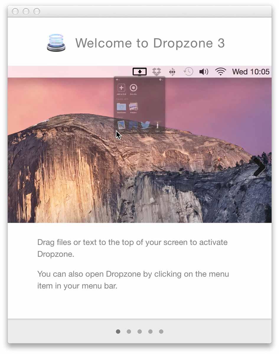 Dropzone3 top