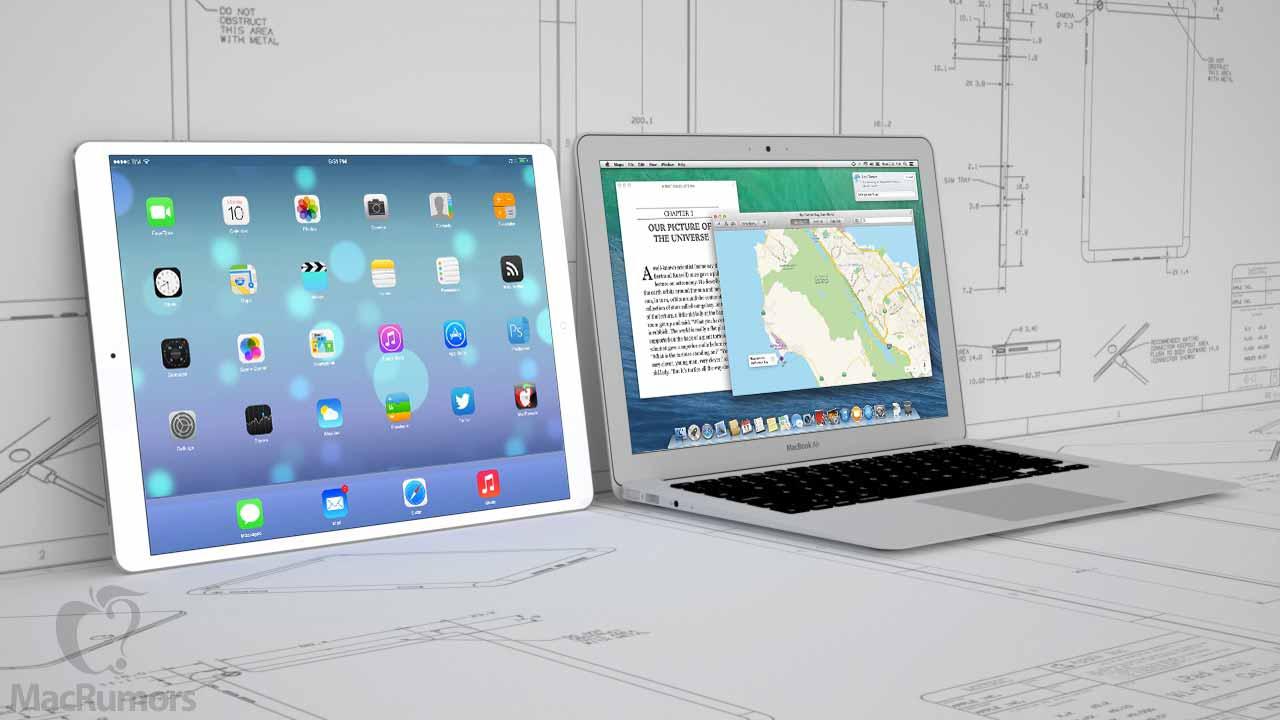 iOSとOSXのハイブリッドモデル