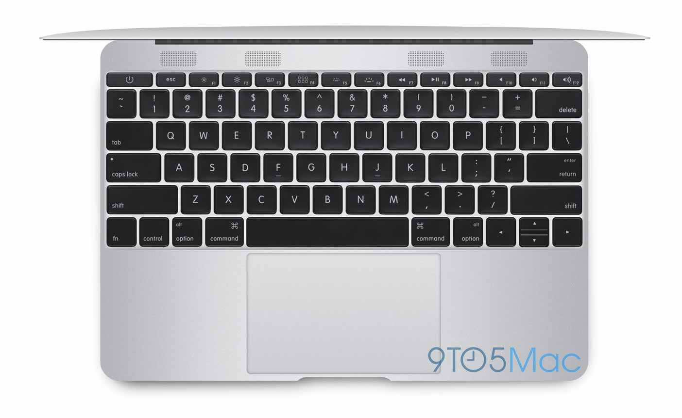 Macbook Air 12インチ
