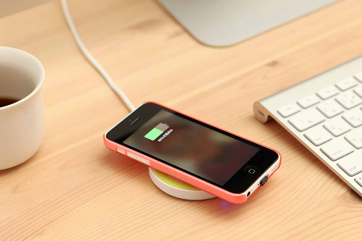 Wireless iphone