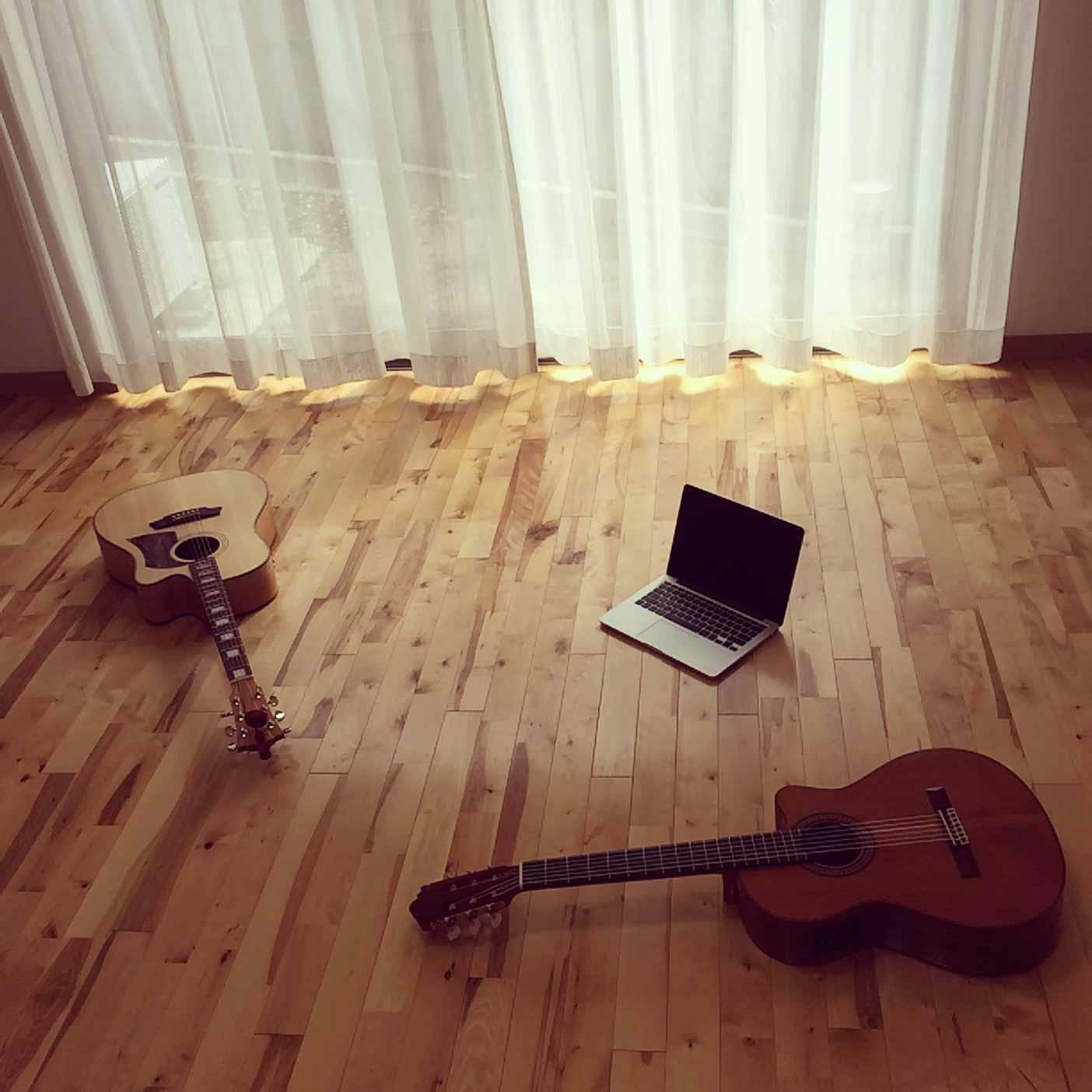 楽器が弾ける理想の物件