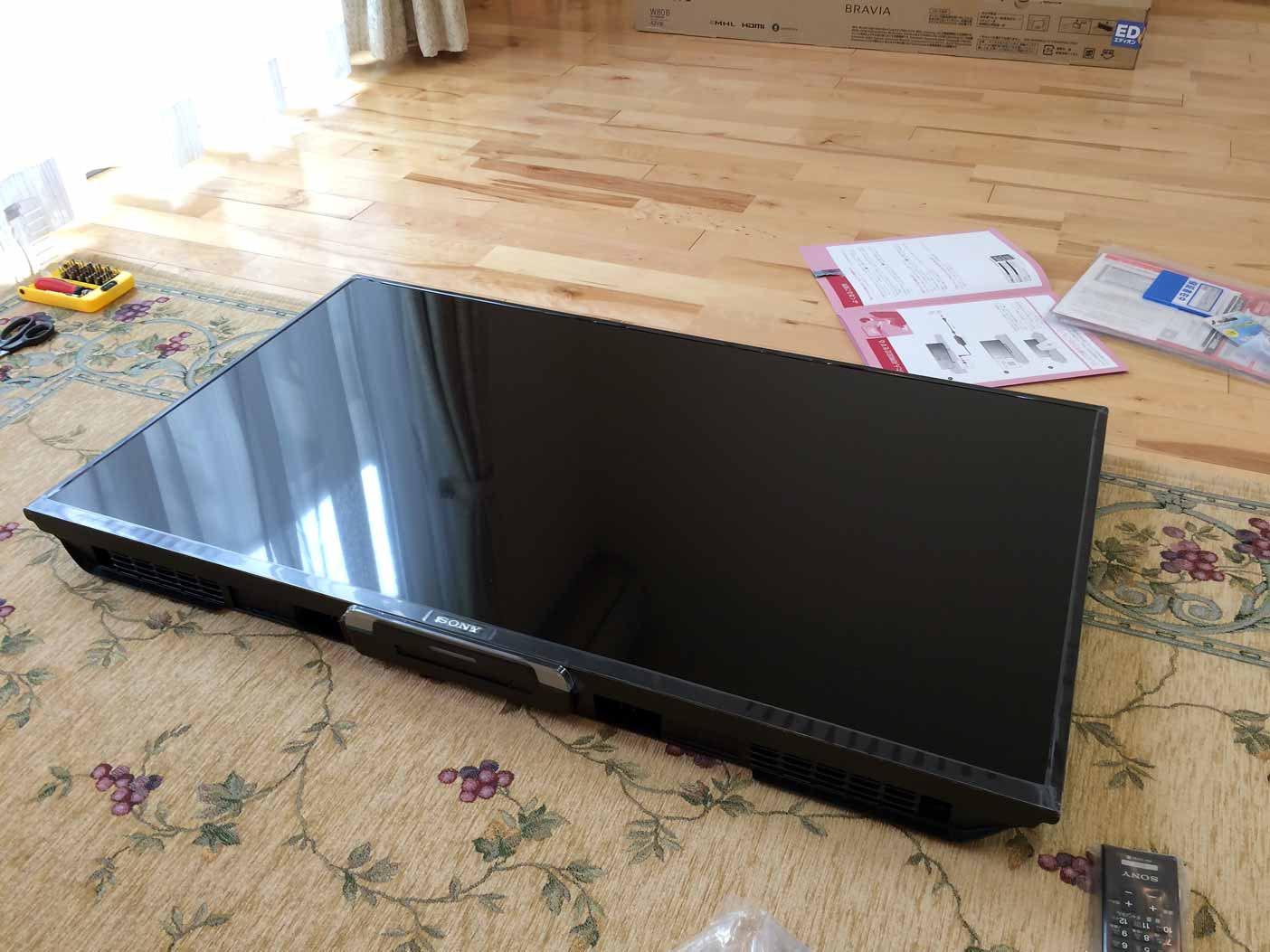 SONY 42V型 フルハイビジョン 液晶テレビ BRAVIA KDL-42W800B