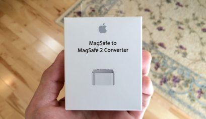 Apple MagSafe - MagSafe 2コンバータ MD504ZM/A