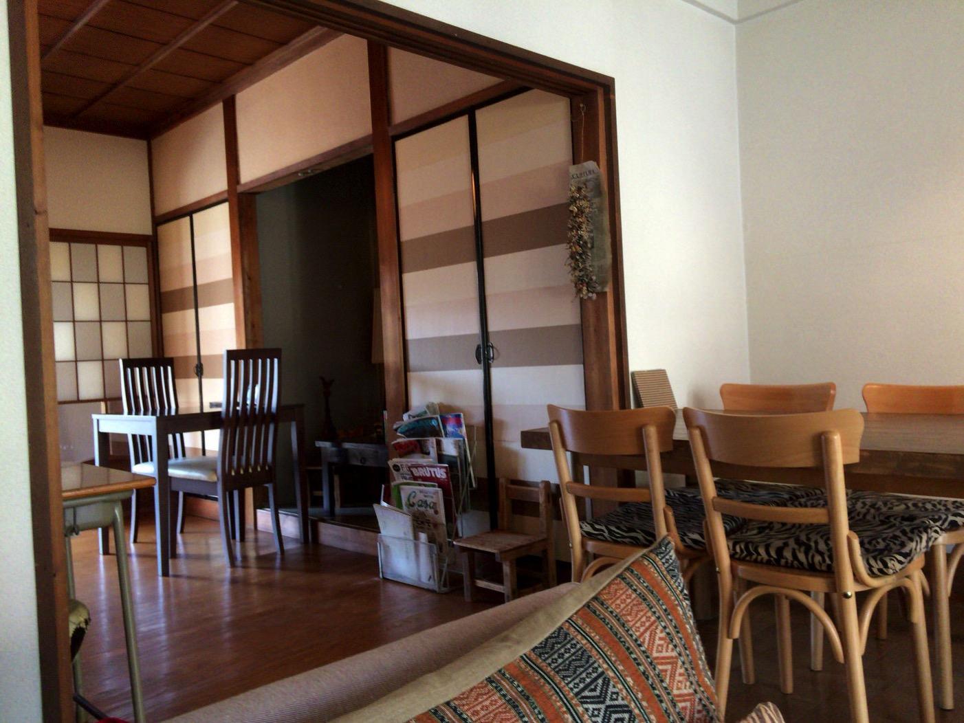 藤川 しまうまカフェ部屋
