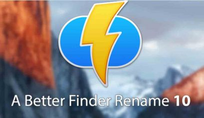 A Better Finder Rename