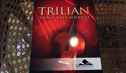 最高のベース音源「TRILIAN」