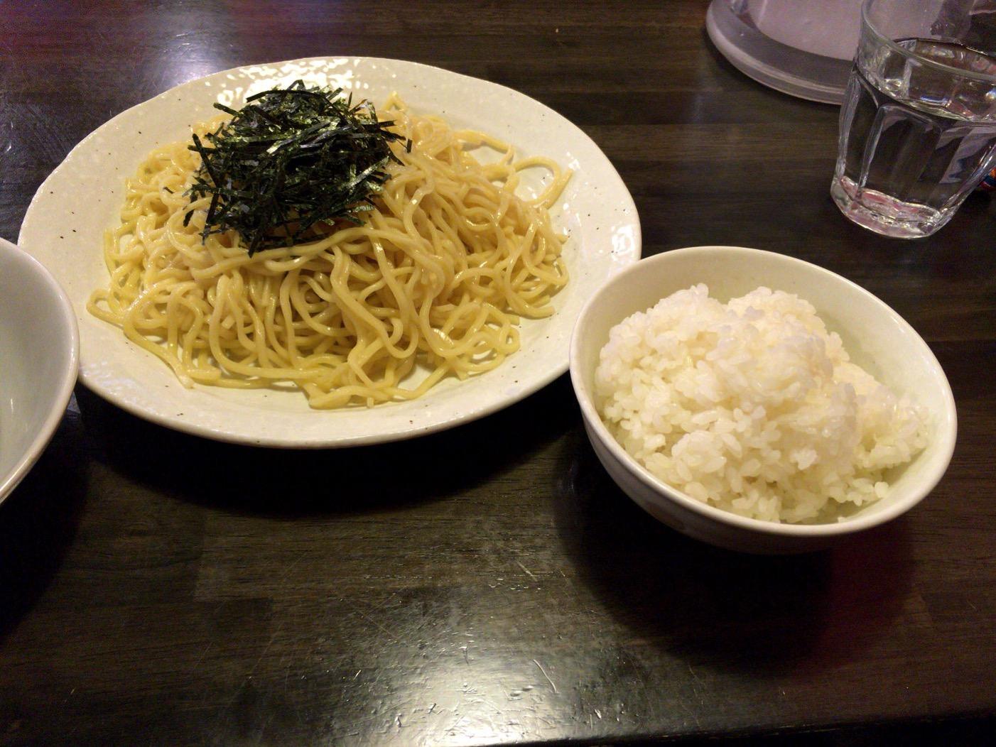 名古屋・栄「麺屋 一龍」