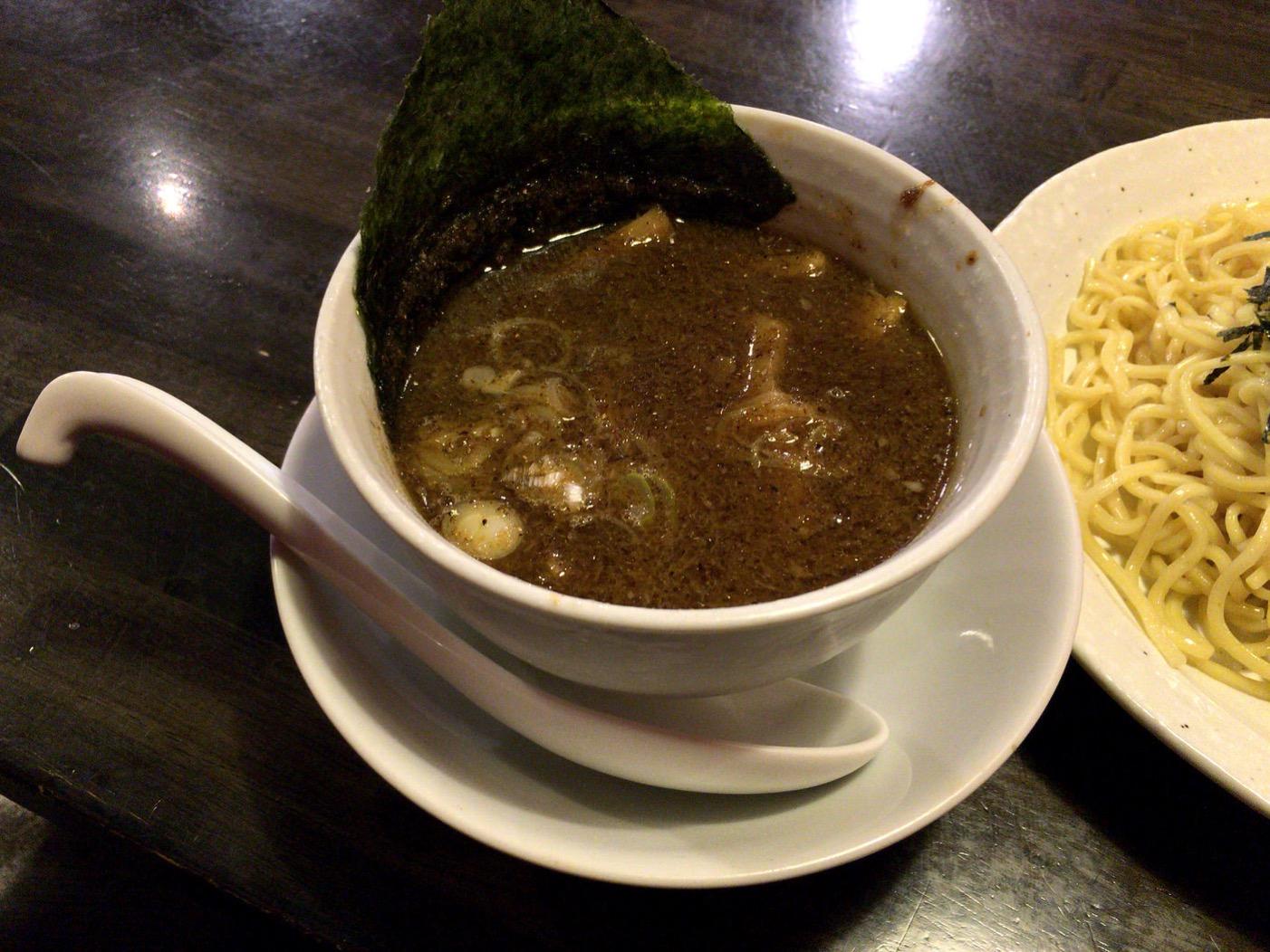 スープが魅力
