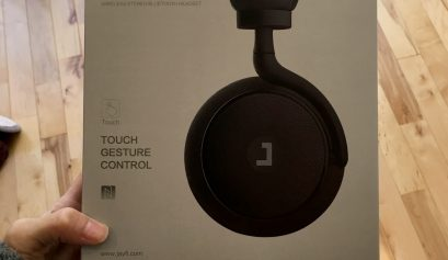 Jayfi Touch H1 ワイヤレス Bluetooth ヘッドホン